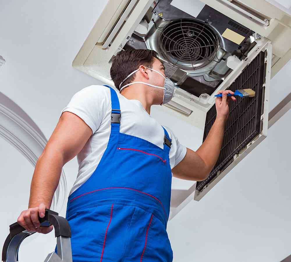 serwis klimatyzacji obiektów komercyjnych