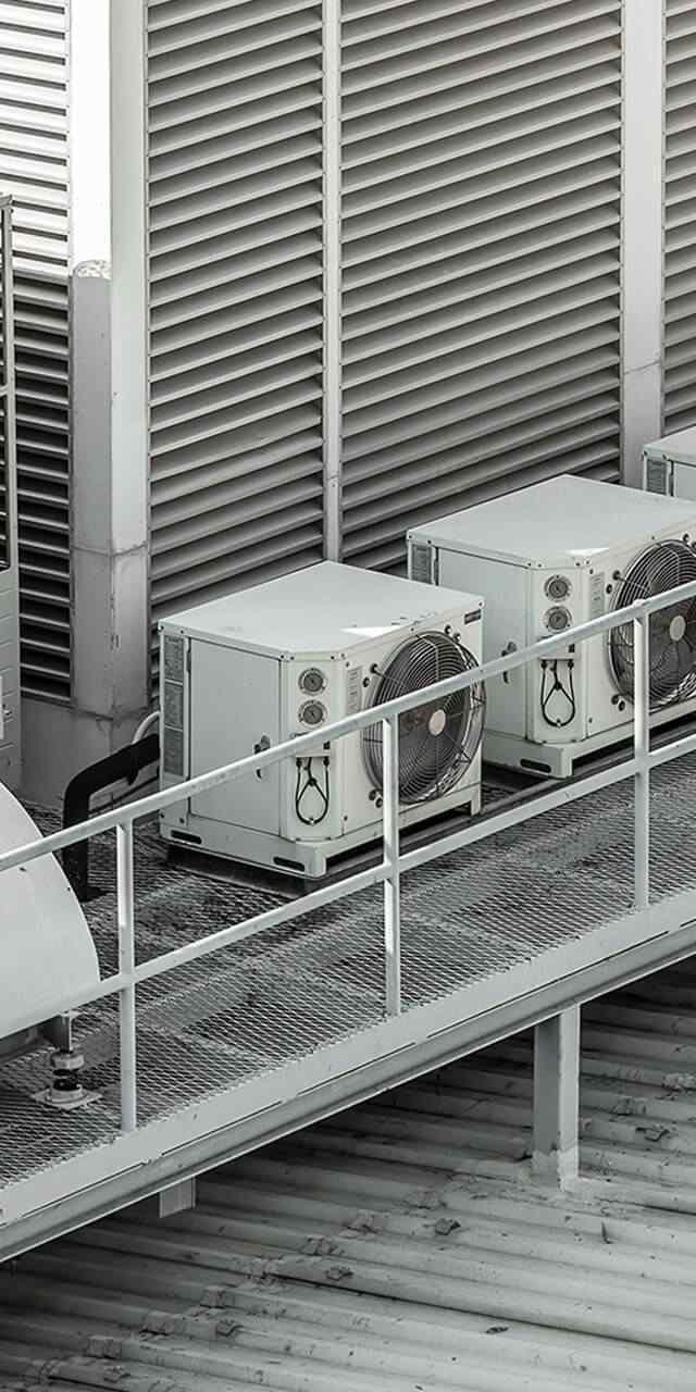 klimatyzacja i wentylacja przemysłowa