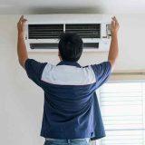 montaż klimatyzacji typu split